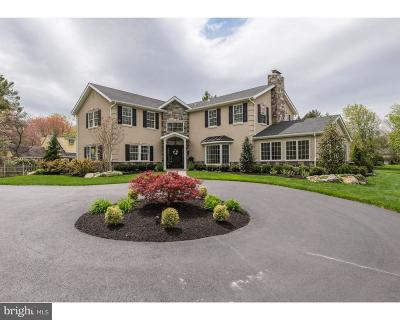 Moorestown Single Family Home For Sale: 216 Hickory Lane