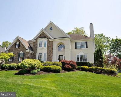 Mount Laurel Single Family Home For Sale: 4 Foxcroft Way