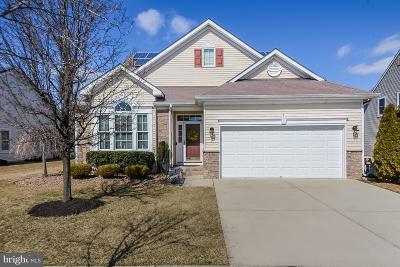 Bordentown Single Family Home For Sale: 77 Ridgway