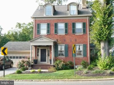Chesterfield Single Family Home For Sale: 636 Chesterfield Arneytown