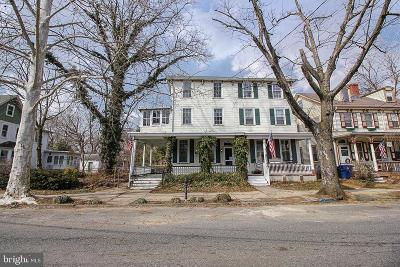 Mount Holly Single Family Home For Sale: 121 Union Street