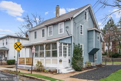 Moorestown Single Family Home For Sale: 221 Mill Street
