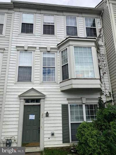 Townhouse For Sale: 20 Snowberry
