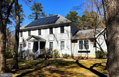 Atlantic County, Burlington County, Camden County, Cape May County, Cumberland County, Gloucester County, Salem County Single Family Home For Sale: 38 Powell Place Road