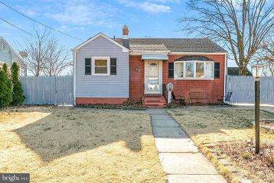 Beverly Single Family Home Active Under Contract: 509 Wheatley Avenue