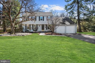 Moorestown Single Family Home For Sale: 224 N Riding Drive