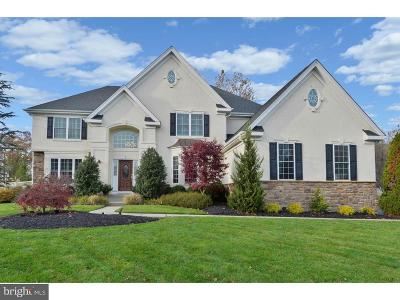 Mount Laurel Single Family Home For Sale: 1 Foxcroft Way