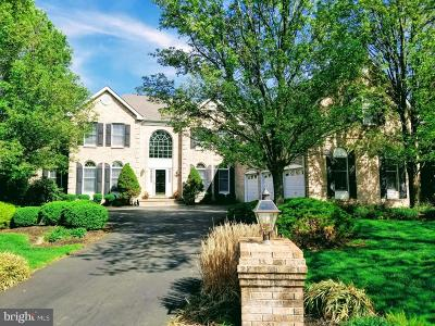 Moorestown Single Family Home For Sale: 1 Turnberry Court