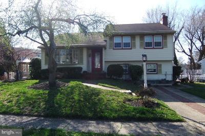 Delanco Single Family Home For Sale: 305 Fenimore Lane