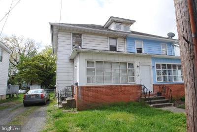 Burlington Single Family Home For Sale: 106 Juniper Street