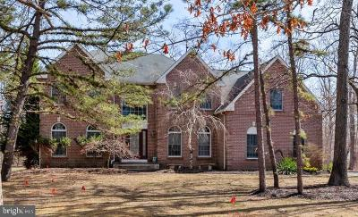 Tabernacle Single Family Home For Sale: 7 Bridlewood Court