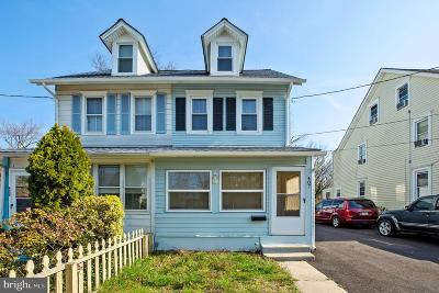 Moorestown Single Family Home For Sale: 487 N Church Street