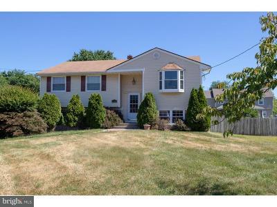 Cinnaminson Single Family Home For Sale: 2502 Church Road