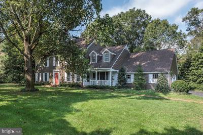 Moorestown Single Family Home For Sale: 3 Apple Lane