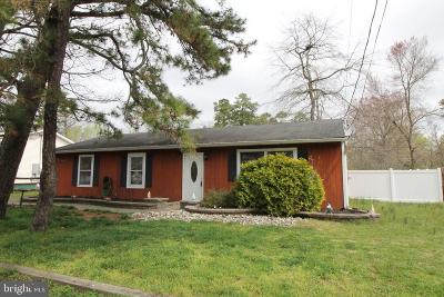 Browns Mills Single Family Home For Sale: 39 Foxglove