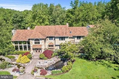 Moorestown Single Family Home For Sale: 859 Cox Road