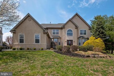 Mount Laurel Single Family Home For Sale: 20 Rolling Glen Court