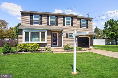 Delanco Single Family Home For Sale: 9 John Street