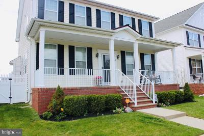 Eastampton Single Family Home For Sale: 8 Parker Boulevard