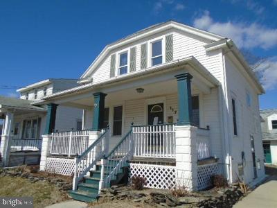 Burlington Single Family Home For Sale: 117 Mott Avenue