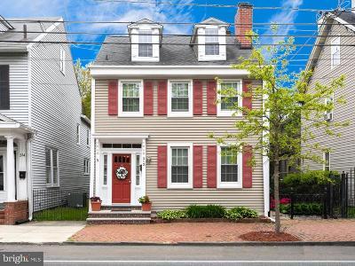 Bordentown Single Family Home For Sale: 312 Prince Street