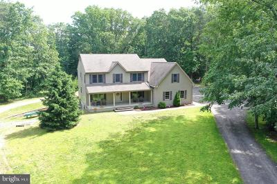 Hainesport Single Family Home For Sale: 1513 Deacon Road