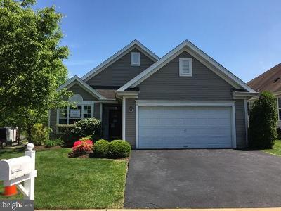 Trenton Single Family Home For Sale: 1 Atrium Drive
