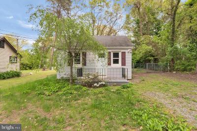 Hainesport Single Family Home For Sale: 9 Pennsylvania Avenue