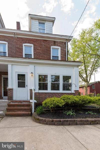 Roebling Single Family Home Under Contract: 560 Hamilton Avenue