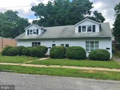 Mount Holly NJ Multi Family Home For Sale: $175,000