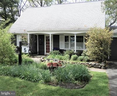Willingboro NJ Single Family Home For Sale: $169,750