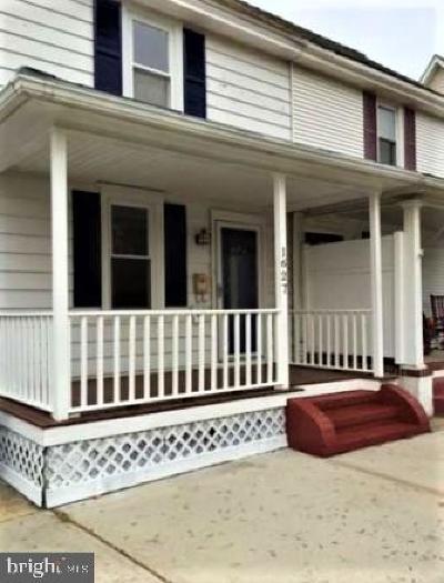 Hainesport Single Family Home For Sale: 1627 Albert Street