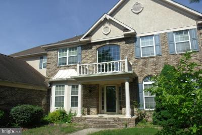 Hainesport Single Family Home For Sale: 2 Brandywine Drive