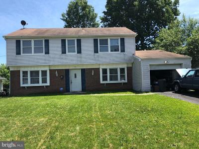 Atlantic County, Burlington County, Camden County, Cape May County, Cumberland County, Gloucester County, Salem County Single Family Home For Sale: 38 Medford Lane