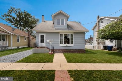 Delanco Single Family Home For Sale: 507 Spruce Street