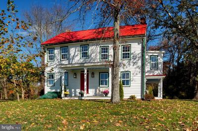 Chesterfield Single Family Home For Sale: 42 Chesterfield Georgetown Road