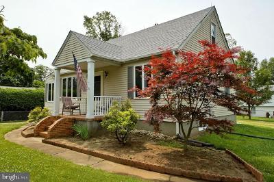 Trenton Single Family Home For Sale: 15 Groveville Road