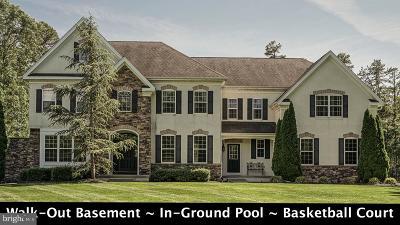 Tabernacle Single Family Home For Sale: 47 Sleepy Hollow Drive