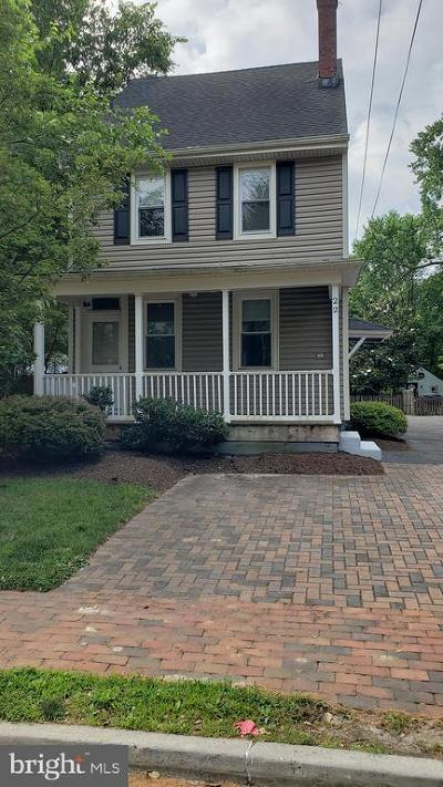 Moorestown Single Family Home For Sale: 22 E 3rd Street