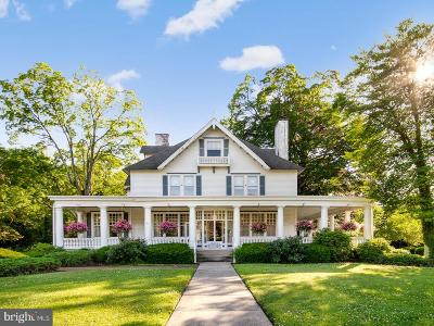 Moorestown Single Family Home For Sale: 334 Chester Avenue