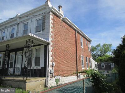 Burlington Single Family Home For Sale: 318 Mott Avenue
