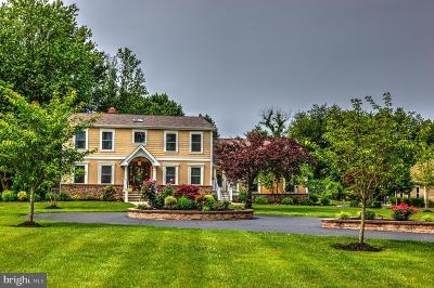 Moorestown Single Family Home For Sale: 5 Baldwin Hill Place