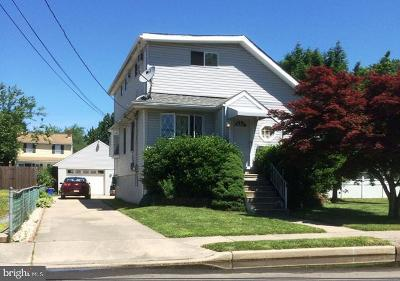 Cherry Hill, Marlton, Evesham Twp, Voorhees, Haddon Heights, Haddonfield, Haddon Township, Collingswood, Audubon, Mount Laurel, Moorestown, Maple Shade Single Family Home For Sale: 19 Wallace Avenue