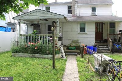 Mount Holly Multi Family Home For Sale: 45 Pine Street