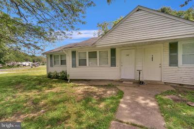 Pemberton Single Family Home For Sale: 143 Lemmon Avenue