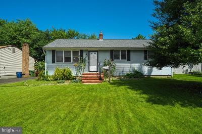Palmyra Single Family Home For Sale: 405 Hubbs Drive