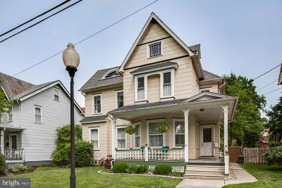 Mount Holly Single Family Home For Sale: 21 Union Street