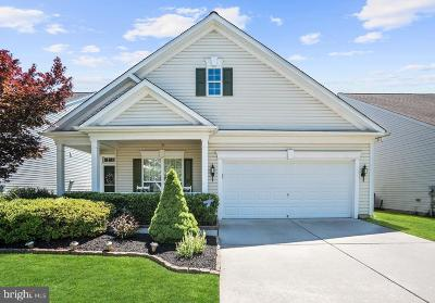 Delanco Single Family Home For Sale: 36 Shipps Way