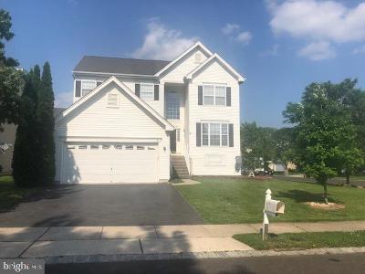 Bordentown Single Family Home For Sale: 43 Allegheny Lane