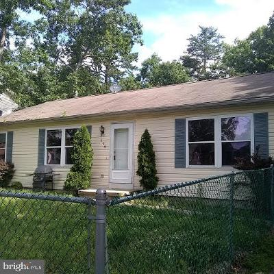 Browns Mills Single Family Home For Sale: 304 Anemone Street